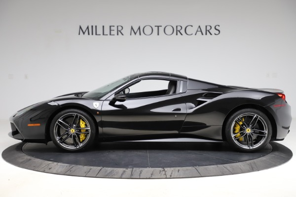 Used 2017 Ferrari 488 Spider for sale $284,900 at Rolls-Royce Motor Cars Greenwich in Greenwich CT 06830 15
