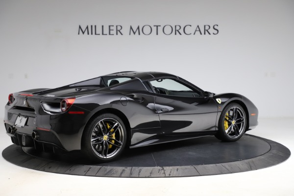 Used 2017 Ferrari 488 Spider for sale $284,900 at Rolls-Royce Motor Cars Greenwich in Greenwich CT 06830 20