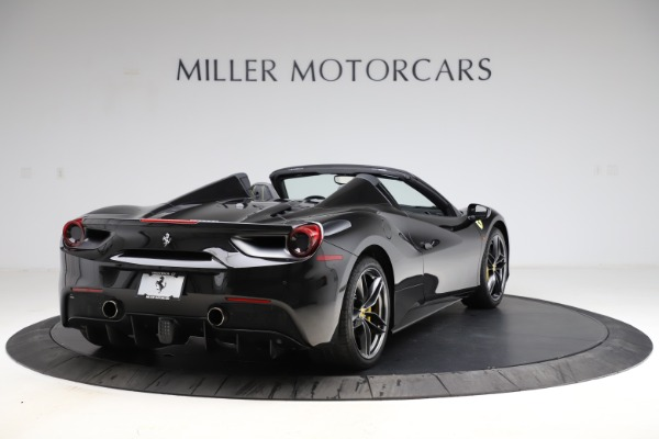 Used 2017 Ferrari 488 Spider for sale $284,900 at Rolls-Royce Motor Cars Greenwich in Greenwich CT 06830 7