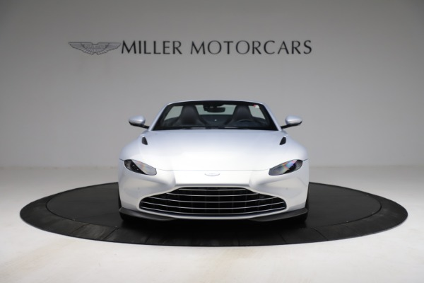 New 2021 Aston Martin Vantage Roadster for sale $184,286 at Rolls-Royce Motor Cars Greenwich in Greenwich CT 06830 11