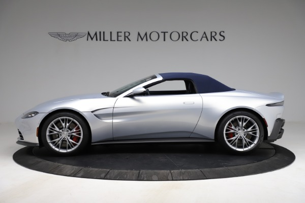 New 2021 Aston Martin Vantage Roadster for sale $184,286 at Rolls-Royce Motor Cars Greenwich in Greenwich CT 06830 22