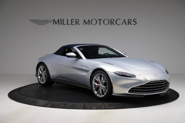 New 2021 Aston Martin Vantage Roadster for sale $184,286 at Rolls-Royce Motor Cars Greenwich in Greenwich CT 06830 26