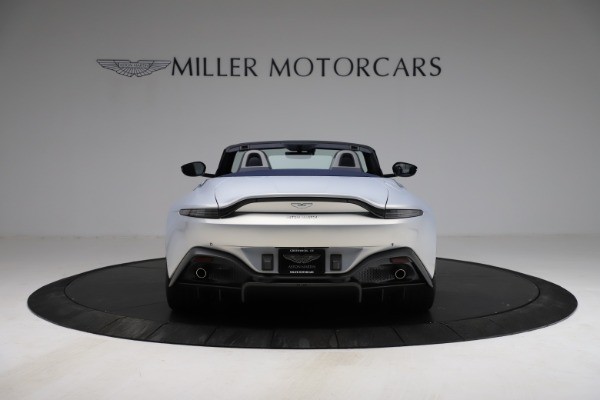 New 2021 Aston Martin Vantage Roadster for sale $184,286 at Rolls-Royce Motor Cars Greenwich in Greenwich CT 06830 5