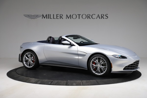 New 2021 Aston Martin Vantage Roadster for sale $184,286 at Rolls-Royce Motor Cars Greenwich in Greenwich CT 06830 9