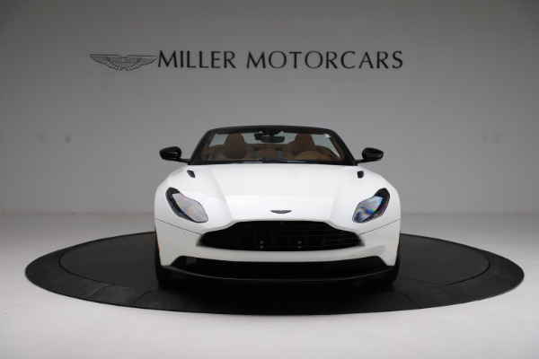 New 2021 Aston Martin DB11 Volante for sale $272,686 at Rolls-Royce Motor Cars Greenwich in Greenwich CT 06830 11