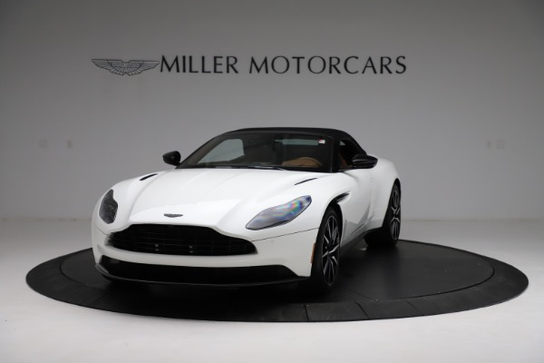 New 2021 Aston Martin DB11 Volante for sale $272,686 at Rolls-Royce Motor Cars Greenwich in Greenwich CT 06830 12
