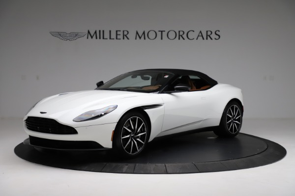 New 2021 Aston Martin DB11 Volante for sale $272,686 at Rolls-Royce Motor Cars Greenwich in Greenwich CT 06830 13