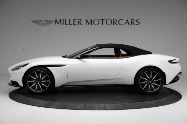 New 2021 Aston Martin DB11 Volante for sale $272,686 at Rolls-Royce Motor Cars Greenwich in Greenwich CT 06830 14