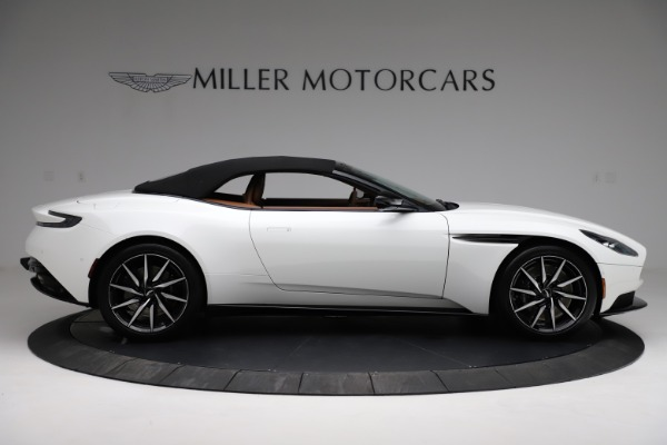 New 2021 Aston Martin DB11 Volante for sale $272,686 at Rolls-Royce Motor Cars Greenwich in Greenwich CT 06830 15