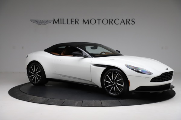 New 2021 Aston Martin DB11 Volante for sale $272,686 at Rolls-Royce Motor Cars Greenwich in Greenwich CT 06830 16