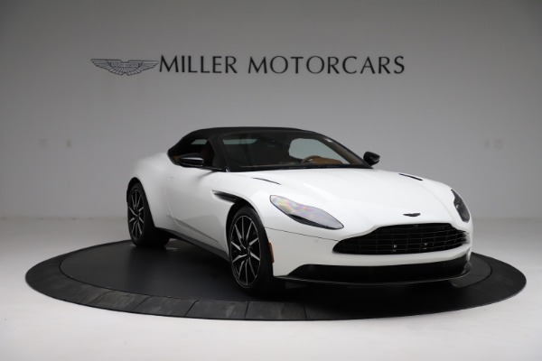 New 2021 Aston Martin DB11 Volante for sale $272,686 at Rolls-Royce Motor Cars Greenwich in Greenwich CT 06830 17