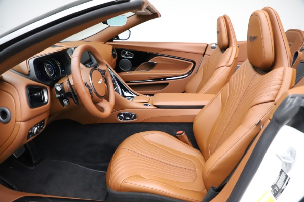 New 2021 Aston Martin DB11 Volante for sale $272,686 at Rolls-Royce Motor Cars Greenwich in Greenwich CT 06830 18