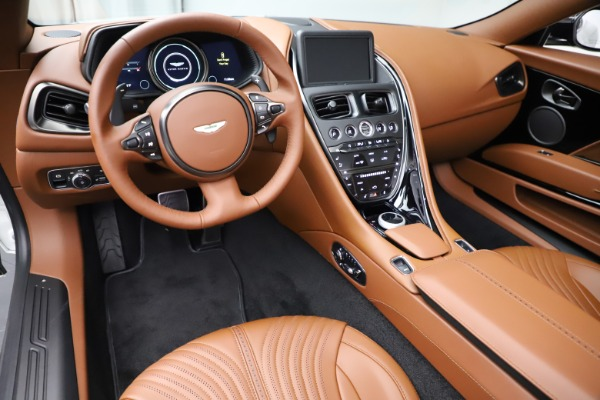 New 2021 Aston Martin DB11 Volante for sale $272,686 at Rolls-Royce Motor Cars Greenwich in Greenwich CT 06830 19