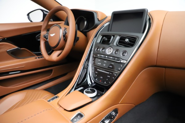 New 2021 Aston Martin DB11 Volante for sale $272,686 at Rolls-Royce Motor Cars Greenwich in Greenwich CT 06830 23