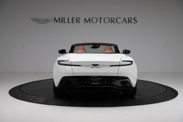 New 2021 Aston Martin DB11 Volante for sale $272,686 at Rolls-Royce Motor Cars Greenwich in Greenwich CT 06830 5