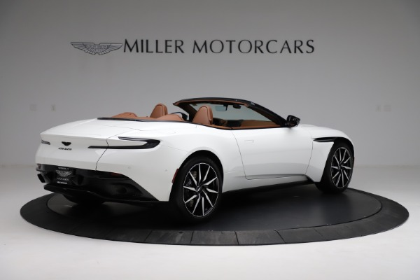 New 2021 Aston Martin DB11 Volante for sale $272,686 at Rolls-Royce Motor Cars Greenwich in Greenwich CT 06830 7