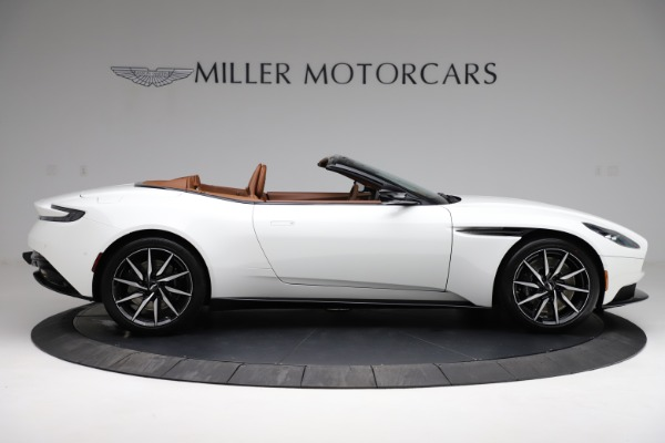 New 2021 Aston Martin DB11 Volante for sale $272,686 at Rolls-Royce Motor Cars Greenwich in Greenwich CT 06830 8