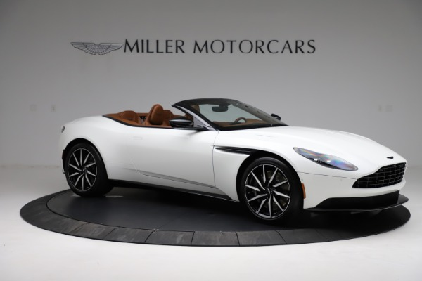 New 2021 Aston Martin DB11 Volante for sale $272,686 at Rolls-Royce Motor Cars Greenwich in Greenwich CT 06830 9