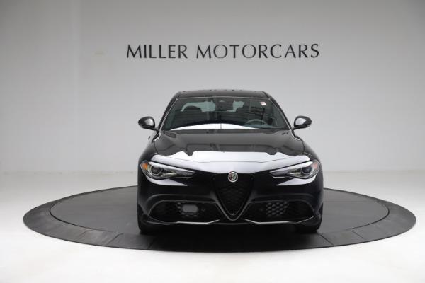 New 2021 Alfa Romeo Giulia Ti Sport Q4 for sale $53,850 at Rolls-Royce Motor Cars Greenwich in Greenwich CT 06830 13