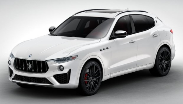 New 2021 Maserati Levante S Q4 GranSport for sale $105,835 at Rolls-Royce Motor Cars Greenwich in Greenwich CT 06830 1