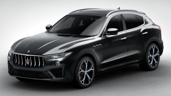 New 2021 Maserati Levante S Q4 for sale Sold at Rolls-Royce Motor Cars Greenwich in Greenwich CT 06830 1
