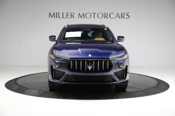 New 2021 Maserati Levante S Q4 for sale $98,925 at Rolls-Royce Motor Cars Greenwich in Greenwich CT 06830 2