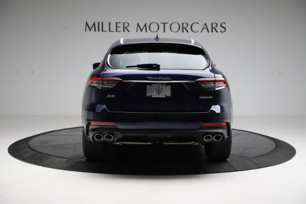 New 2021 Maserati Levante S Q4 for sale $98,925 at Rolls-Royce Motor Cars Greenwich in Greenwich CT 06830 7