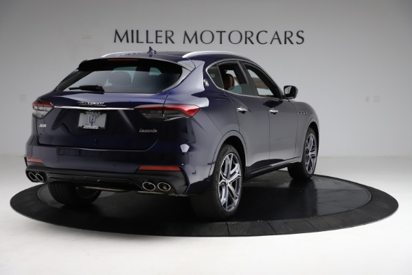 New 2021 Maserati Levante S Q4 for sale $98,925 at Rolls-Royce Motor Cars Greenwich in Greenwich CT 06830 8