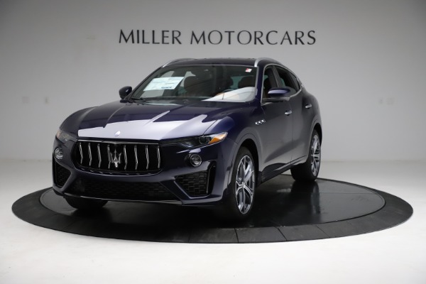 New 2021 Maserati Levante S Q4 for sale $98,925 at Rolls-Royce Motor Cars Greenwich in Greenwich CT 06830 1