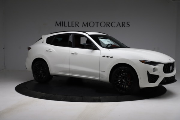New 2021 Maserati Levante S Q4 GranSport for sale $105,835 at Rolls-Royce Motor Cars Greenwich in Greenwich CT 06830 11