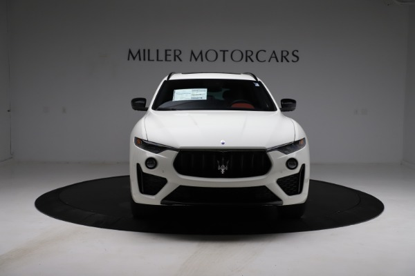New 2021 Maserati Levante S Q4 GranSport for sale $105,835 at Rolls-Royce Motor Cars Greenwich in Greenwich CT 06830 13