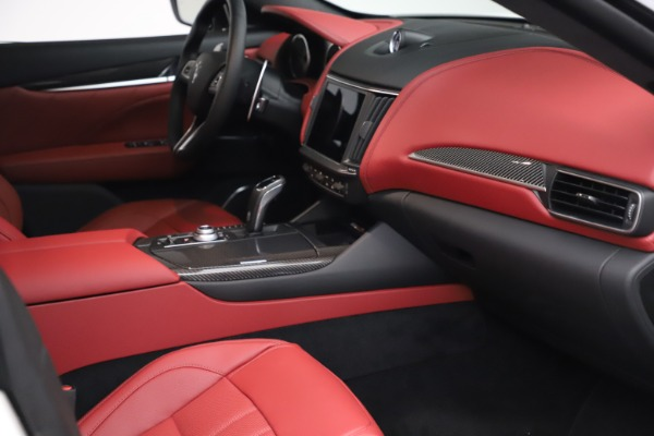 New 2021 Maserati Levante S Q4 GranSport for sale $105,835 at Rolls-Royce Motor Cars Greenwich in Greenwich CT 06830 18