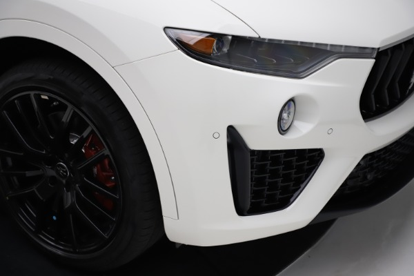 New 2021 Maserati Levante S Q4 GranSport for sale $105,835 at Rolls-Royce Motor Cars Greenwich in Greenwich CT 06830 25