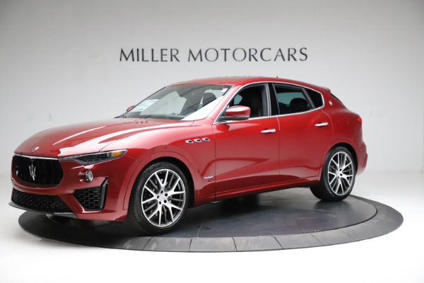 New 2020 Maserati Levante S Q4 GranSport for sale Sold at Rolls-Royce Motor Cars Greenwich in Greenwich CT 06830 2