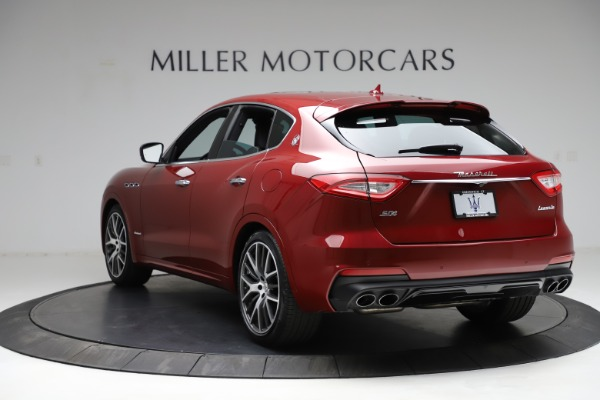 New 2020 Maserati Levante S Q4 GranSport for sale Sold at Rolls-Royce Motor Cars Greenwich in Greenwich CT 06830 5