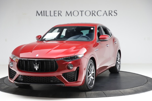 New 2020 Maserati Levante S Q4 GranSport for sale Sold at Rolls-Royce Motor Cars Greenwich in Greenwich CT 06830 1