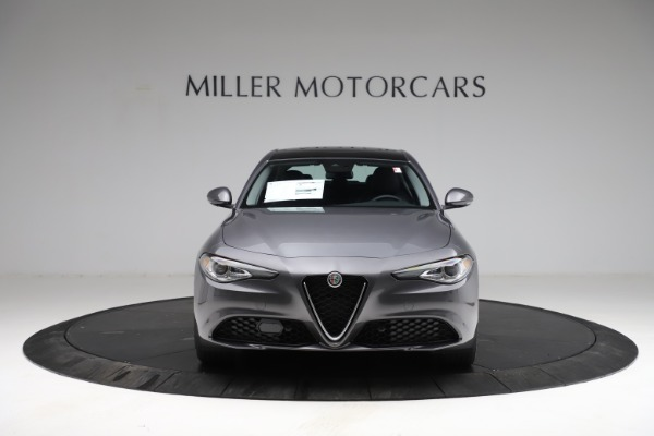 New 2021 Alfa Romeo Giulia Q4 for sale $46,895 at Rolls-Royce Motor Cars Greenwich in Greenwich CT 06830 12