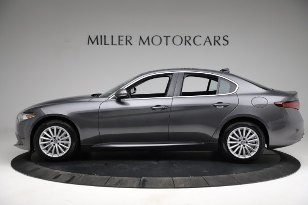New 2021 Alfa Romeo Giulia Q4 for sale $46,895 at Rolls-Royce Motor Cars Greenwich in Greenwich CT 06830 3