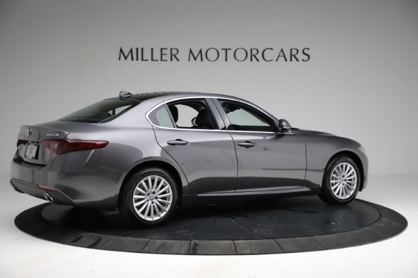 New 2021 Alfa Romeo Giulia Q4 for sale $46,895 at Rolls-Royce Motor Cars Greenwich in Greenwich CT 06830 8