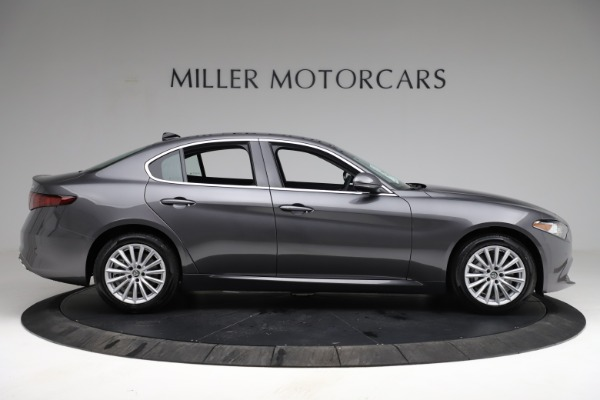 New 2021 Alfa Romeo Giulia Q4 for sale $46,895 at Rolls-Royce Motor Cars Greenwich in Greenwich CT 06830 9