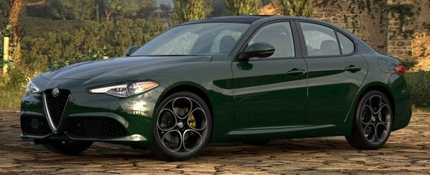 New 2021 Alfa Romeo Giulia Ti Sport Q4 for sale Sold at Rolls-Royce Motor Cars Greenwich in Greenwich CT 06830 1