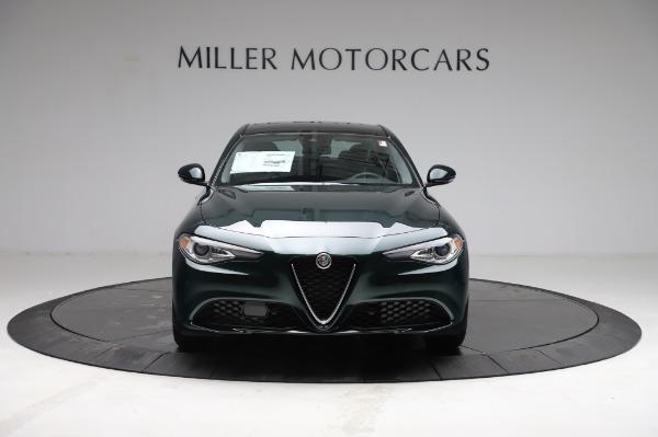 New 2021 Alfa Romeo Giulia Q4 for sale $46,895 at Rolls-Royce Motor Cars Greenwich in Greenwich CT 06830 12