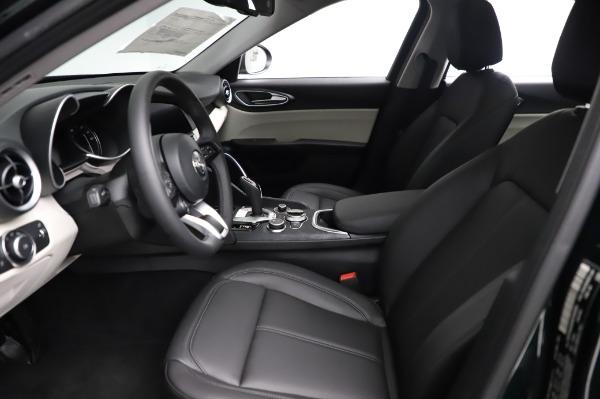 New 2021 Alfa Romeo Giulia Q4 for sale $46,895 at Rolls-Royce Motor Cars Greenwich in Greenwich CT 06830 14
