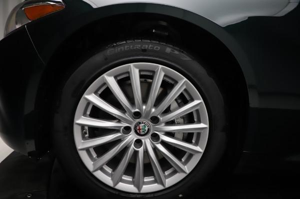 New 2021 Alfa Romeo Giulia Q4 for sale $46,895 at Rolls-Royce Motor Cars Greenwich in Greenwich CT 06830 28