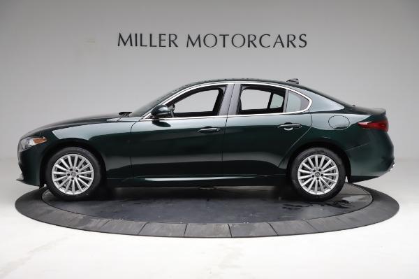 New 2021 Alfa Romeo Giulia Q4 for sale $46,895 at Rolls-Royce Motor Cars Greenwich in Greenwich CT 06830 3