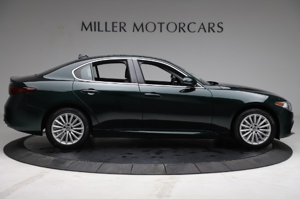 New 2021 Alfa Romeo Giulia Q4 for sale $46,895 at Rolls-Royce Motor Cars Greenwich in Greenwich CT 06830 9