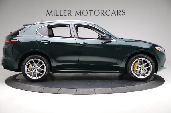 New 2021 Alfa Romeo Stelvio Ti Q4 for sale Sold at Rolls-Royce Motor Cars Greenwich in Greenwich CT 06830 10