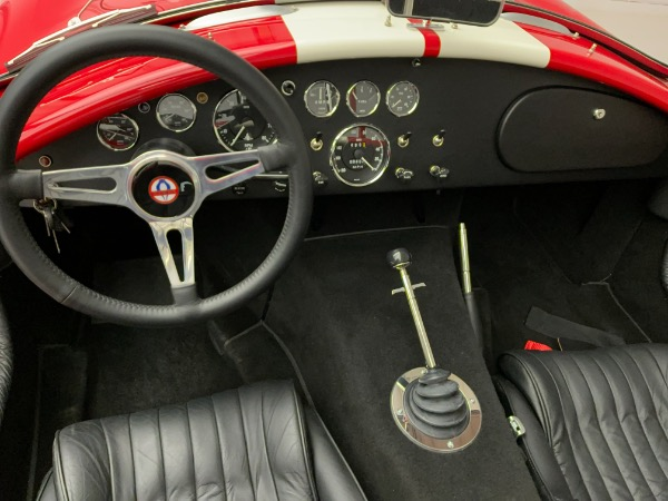 Used 2020 Shelby Cobra Superformance for sale $89,900 at Rolls-Royce Motor Cars Greenwich in Greenwich CT 06830 13