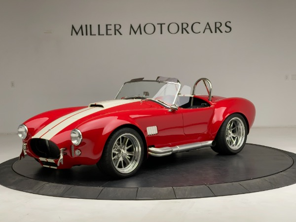 Used 2020 Shelby Cobra Superformance for sale $89,900 at Rolls-Royce Motor Cars Greenwich in Greenwich CT 06830 2