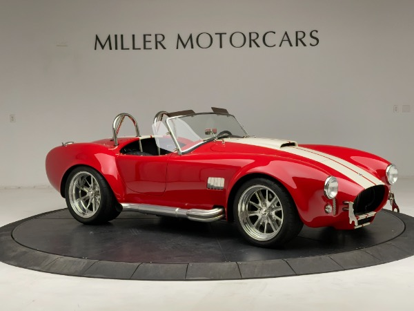Used 2020 Shelby Cobra Superformance for sale $89,900 at Rolls-Royce Motor Cars Greenwich in Greenwich CT 06830 9